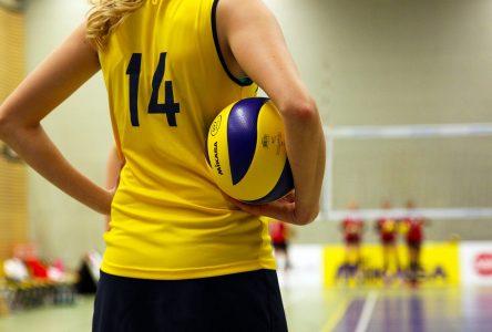 Le Championnat régional de volley du RSEQ se joue en fin de semaine