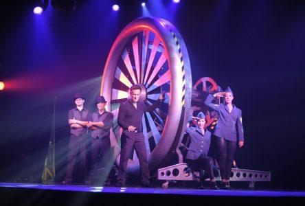 Le magicien Éric Couture voit grand avec Oz