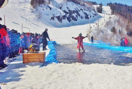 Le Ski Splash mettra fin à la saison à la Station Gallix