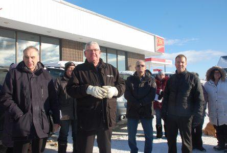 La balle est dans le camp des dirigeants de la CIBC concernant la fermeture de la succursale de Port-Cartier