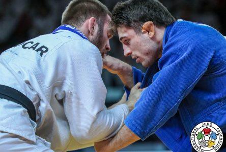 Grand Prix de judo d'Antalya : Briand s'incline pour le bronze contre son compatriote québécois