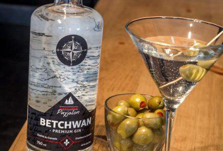 Lancement de Betchwan, un gin distillé en Minganie