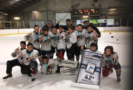 Sept-Îles, Havre-Saint-Pierre et Maliotenam triomphent aux Championnats régionaux