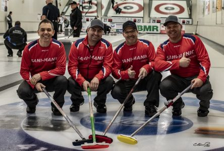Équipe Sani-Manic remporte la ligue Alouette