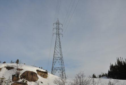 Rivière-Pentecôte privée d'électricité