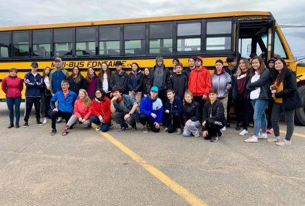 80 étudiants se préparent à courir de Québec à Montréal
