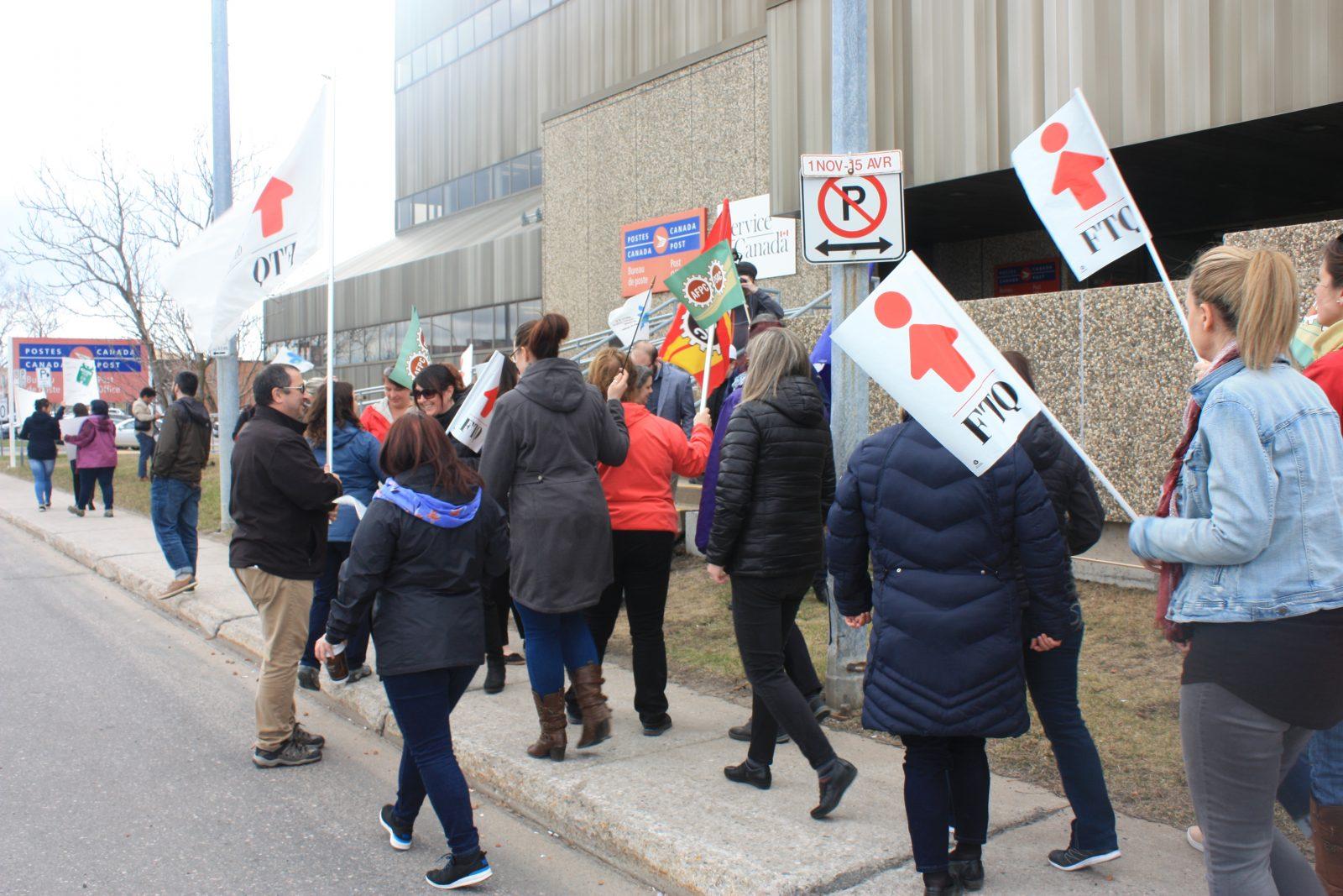 L'AFPC se prépare pour la grève