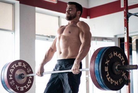 Alex Vigneault retournera aux CrossFit Games
