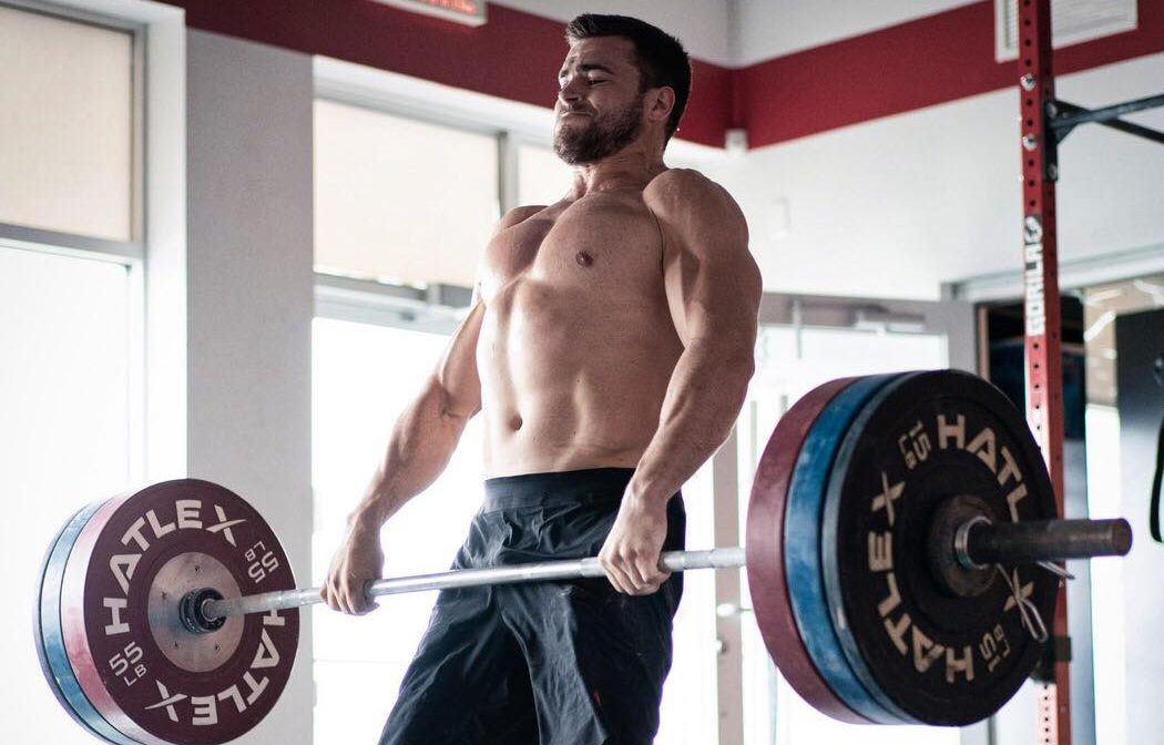 Alex Vigneault retournera aux CrossFit Games