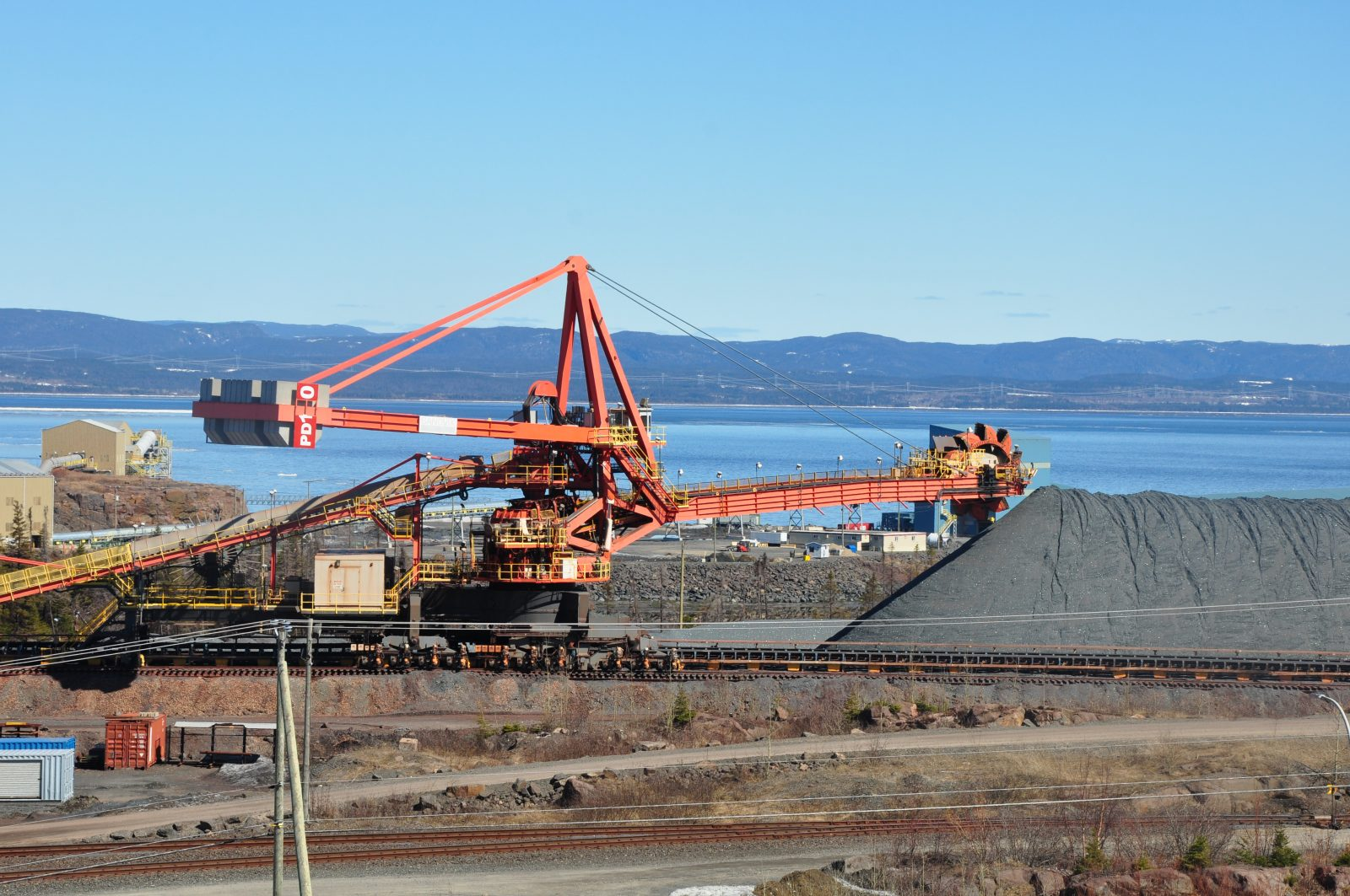 Champion rachète les parts de Québec dans Minerai de fer Québec