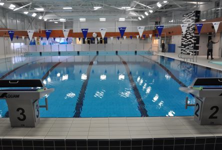 La Ville de Sept-Îles est à pied d'oeuvre pour rouvrir ses infrastructures sportives