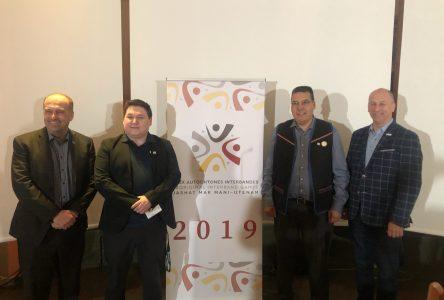 Les Jeux autochtones interbandes auront un comité organisateur permanent