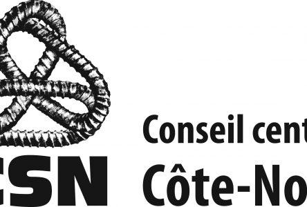 La CSN Côte-Nord en congrès ce mercredi