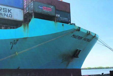 Maersk Patras: un drame qui fait réagir