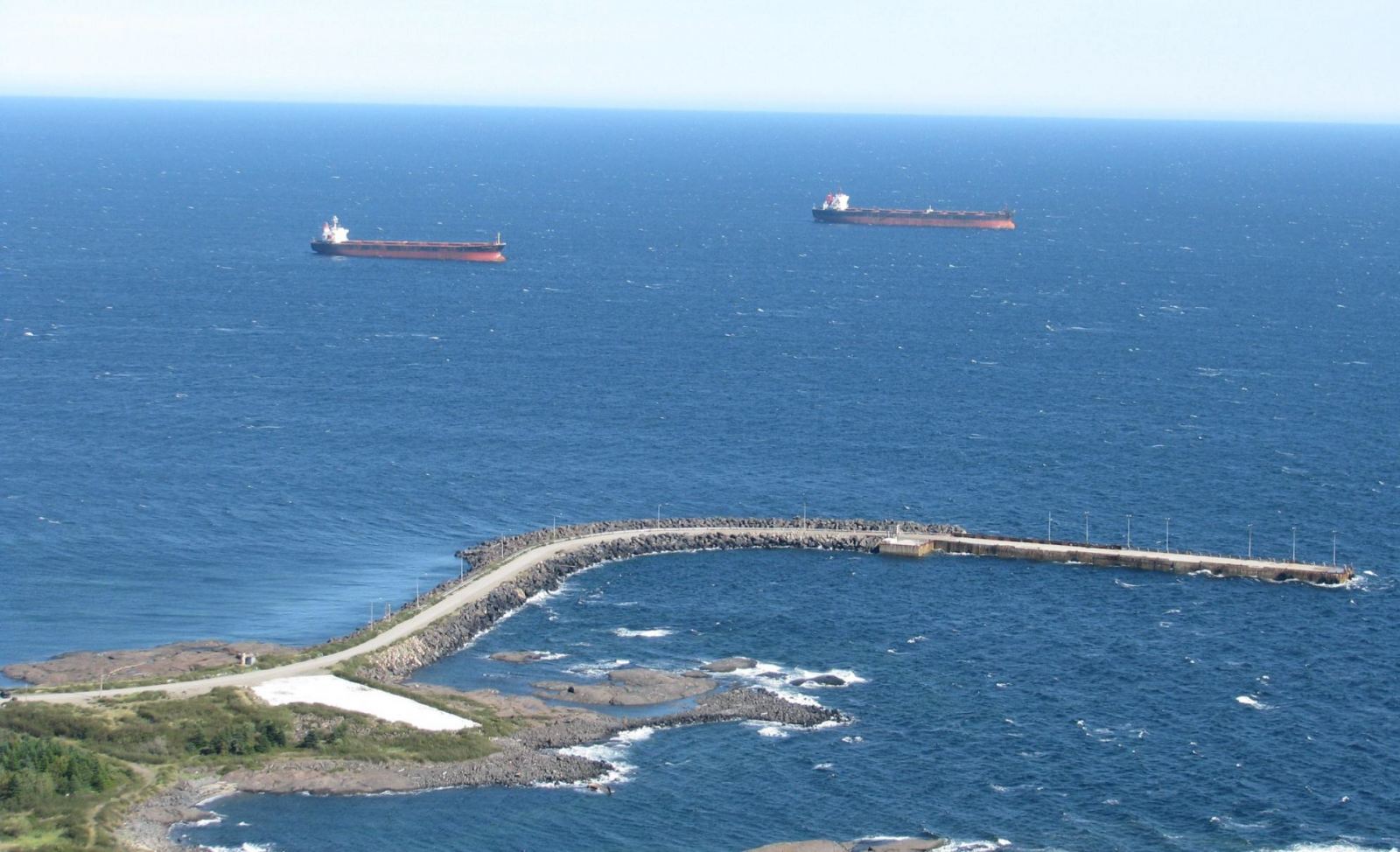 Pas question de fusion entre les ports de Port-Cartier et Sept-Îles