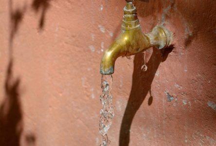 Sept-Îles demande de diminuer la consommation d'eau
