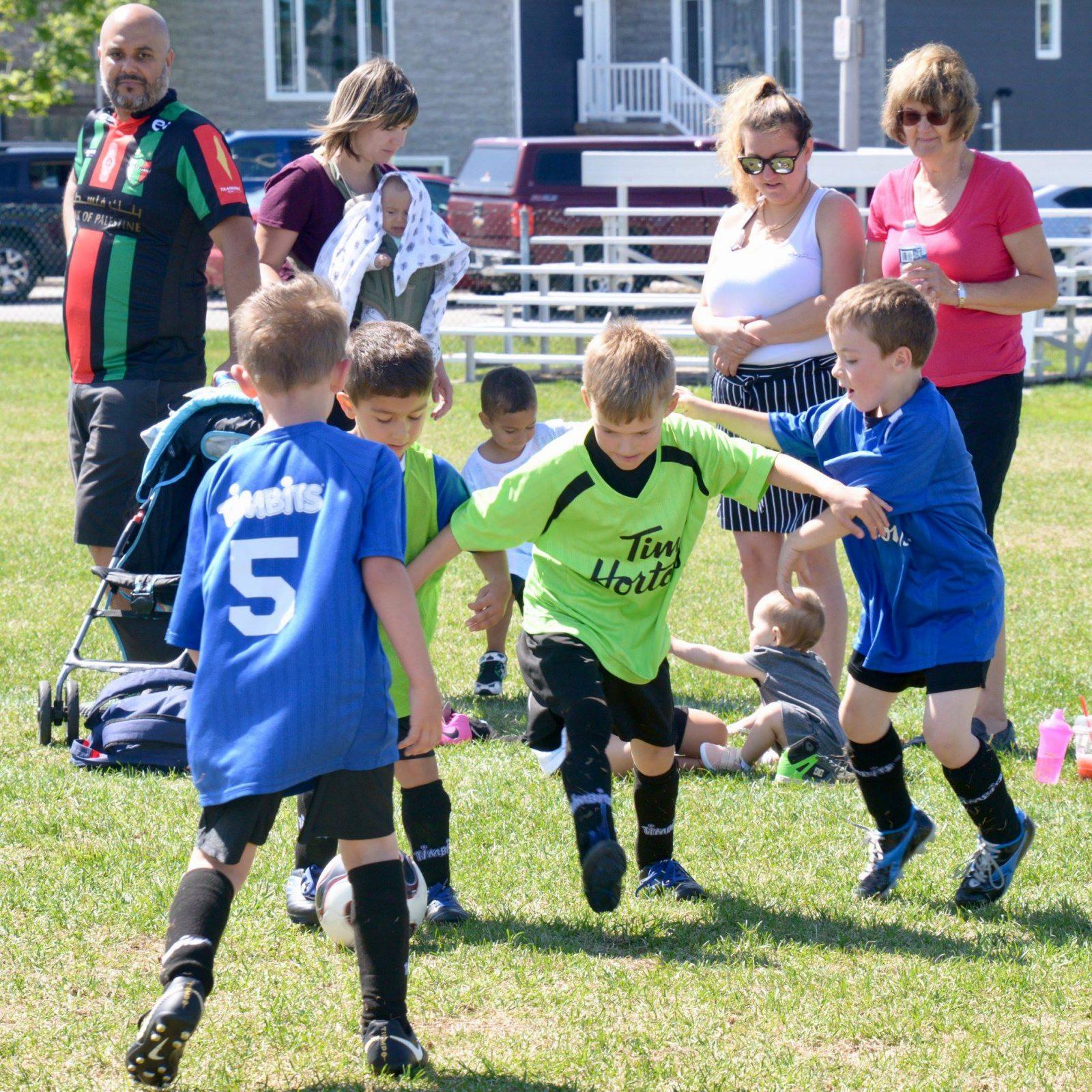 Le Club Nordsoc prépare sa saison estivale