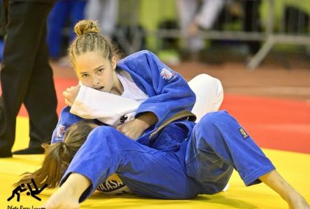 La Côte-Nord bien en vue au Gala d'excellence de Judo Québec