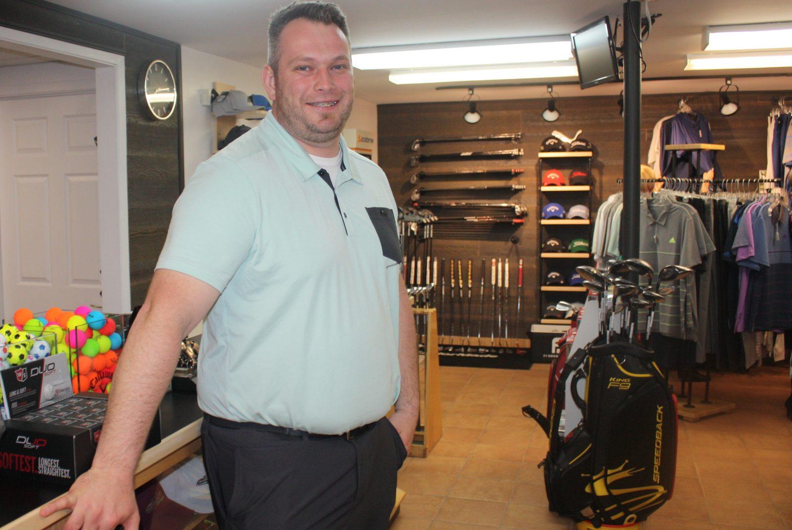 Vous allez jouer au golf vendredi prochain, je vous le promets!» - Jean-Pierre  Morin - Le Nord-Côtier