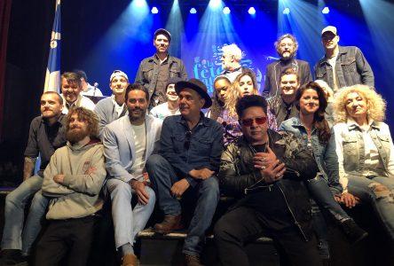 Chansons rassembleuses et Florent Vollant pour la Saint-Jean à Montréal