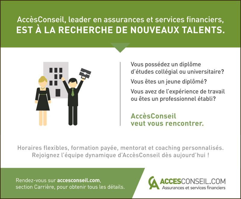 Logo de Conseiller en assurances et services financiers