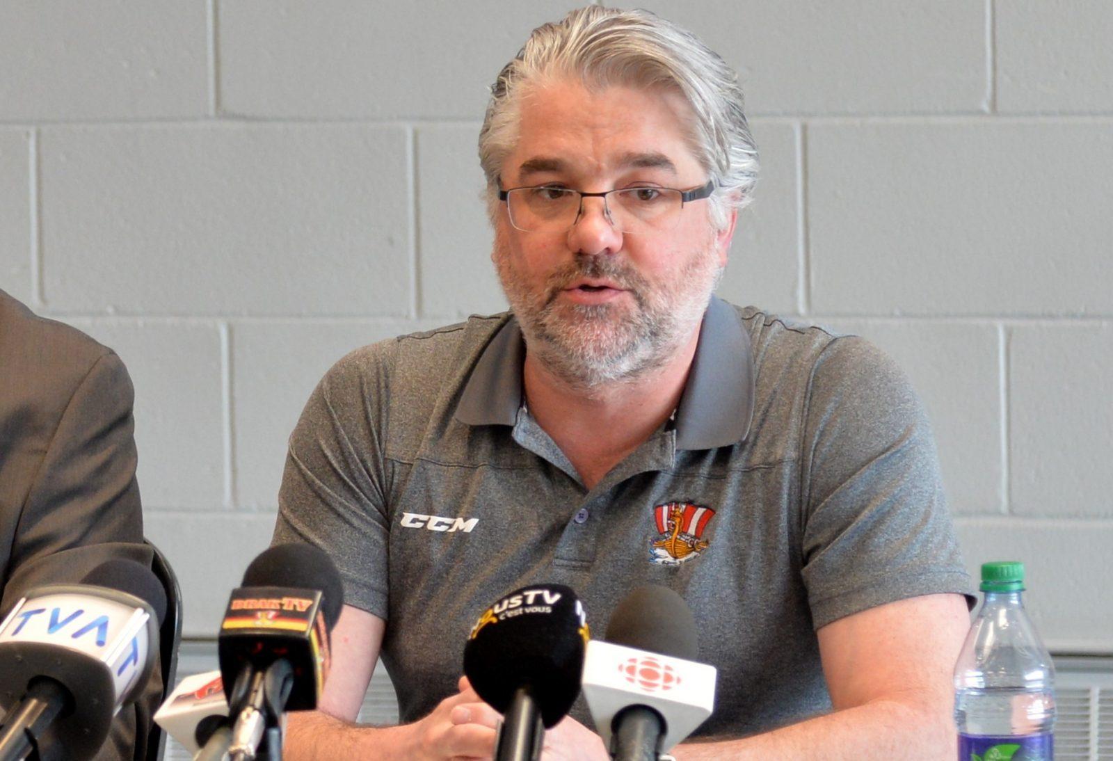 Steve Ahern se joint aux Voltigeurs de Drummondville