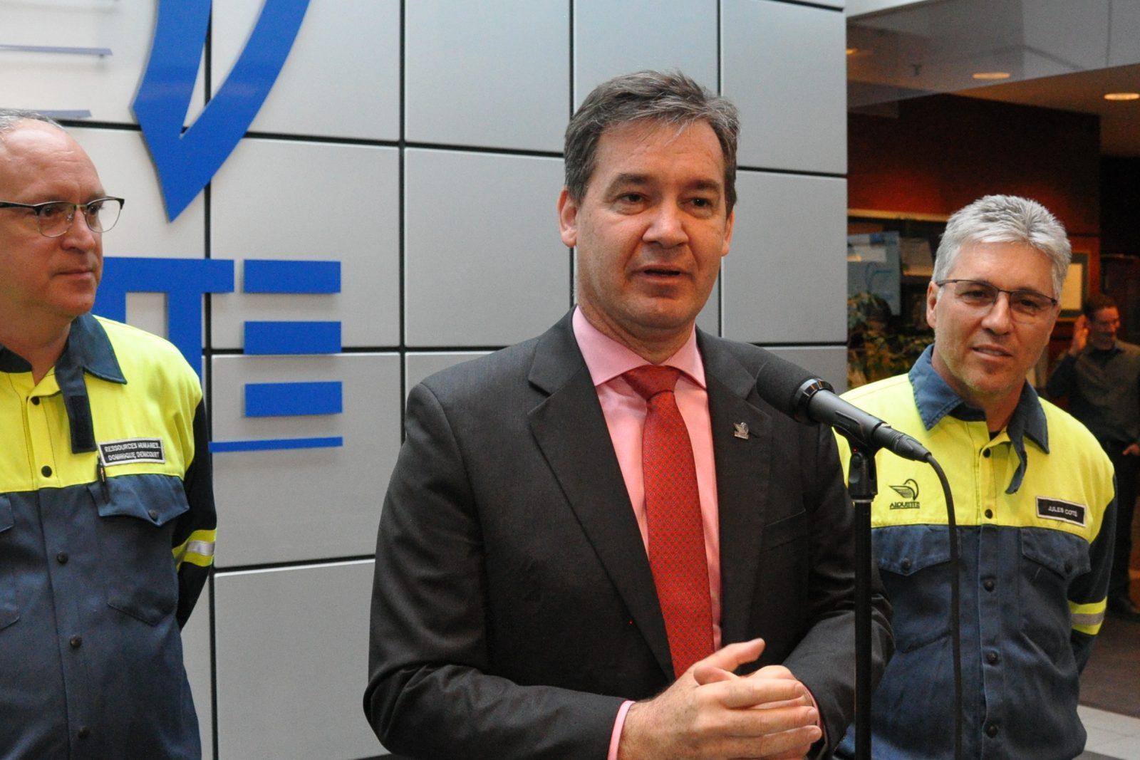 Alouette enregistre une hausse des émissions atmosphériques en 2018