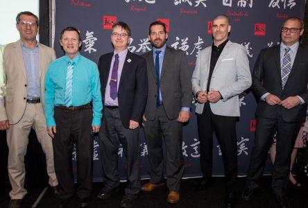 Récompenses pour le judo nord-côtier au Gala d'excellence de Judo Québec