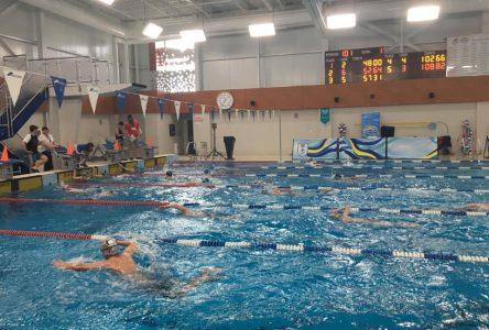 Le Festival provincial développement de natation tenu à Sept-Îles reçoit des éloges