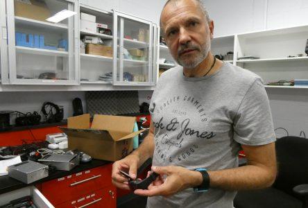 Un chercheur veut déployer le cellulaire avec des ballons