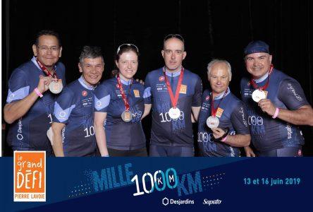 1 000 km GDPL : un défi relevé sous la pluie