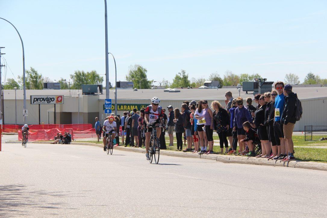 L'action se passe le 15 juin pour le 27e Triathlon de Port-Cartier