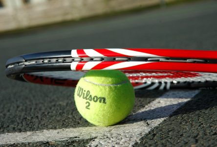 Tennis Québec s'arrête sur la Côte-Nord