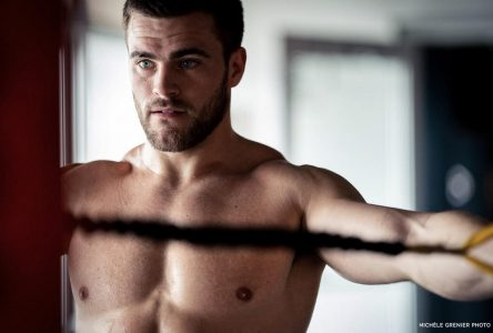 Alex Vigneault vise le top 10 aux CrossFit Games