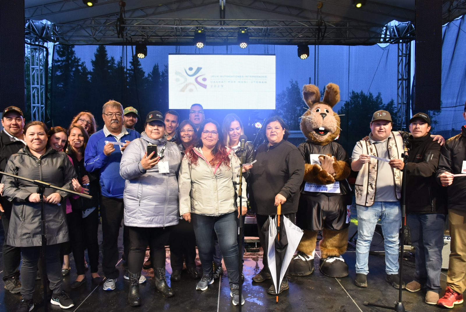 Jeux autochtones interbandes : défi relevé pour Uashat mak Mani-Utenam