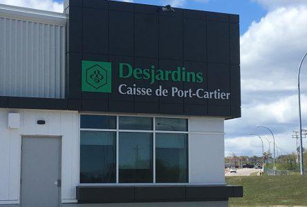 Développement économique Port-Cartier suggère la Caisse Desjardins