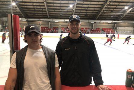 L'école de hockey Carbonneau/Duchesne/Dykhuis se conclut sur une belle note