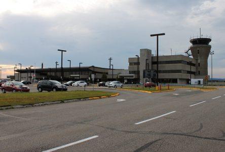 Mesures d'urgence déployées à l'aéroport de Sept-Îles