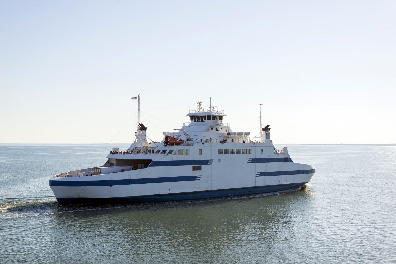 Saaremaa I : deux traversées annulées et une prolongée