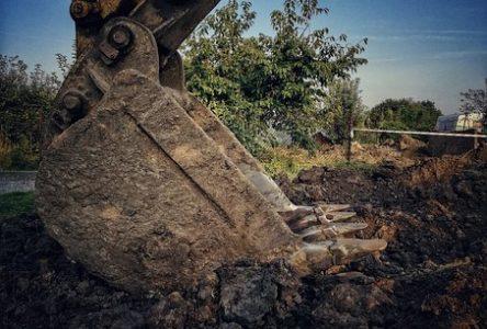 Réfection du pont de la rivière Calumet