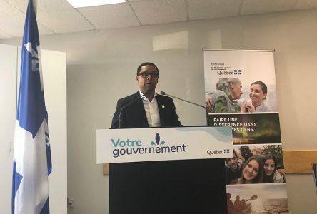 Un demi-million de dollars pour le dépistage des retards de développement sur la Côte-Nord