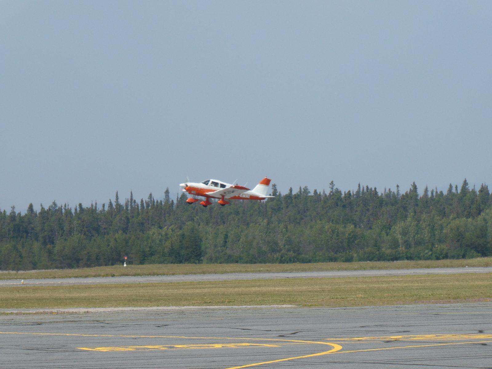 Transports Canada repavera la piste principale de l'aéroport de Sept-Îles
