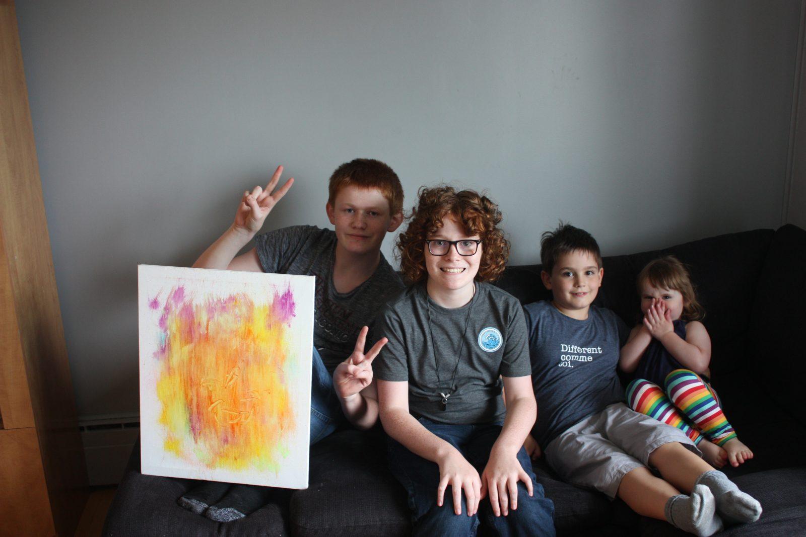 Les forces de l'autisme avec les frères Leboeuf
