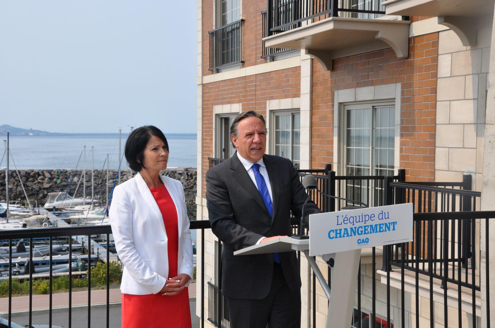 Le premier ministre Legault sera à Sept-Îles la semaine prochaine