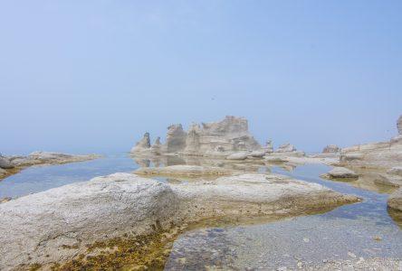 Les croisières propulsent les îles Mingan