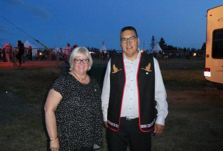 La ministre des Affaires autochtones prend le pouls des Innus