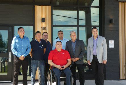 Ottawa souligne un investissement de 3,4 M$ au Centre Miam Uapukun, à Maliotenam