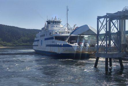 Autre tuile pour la STQ : le Saaremaa II reste à quai
