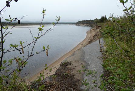 La Minganie prévoit 115 000 $ d'actions pour lutter contre l'érosion des berges