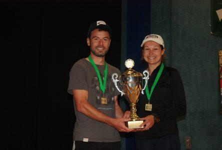 De plus en plus de coureurs participent au Demi-marathon Rosaire-Roy